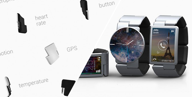 Modular Smartwatch | Blocks