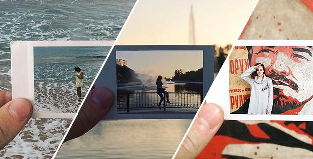 Moments Seen Through Polaroids | Maksim Zavialov