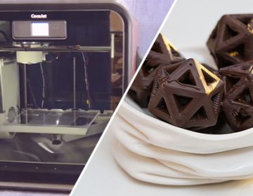 The World's most delicious printer | Hershey & 3D Systems
