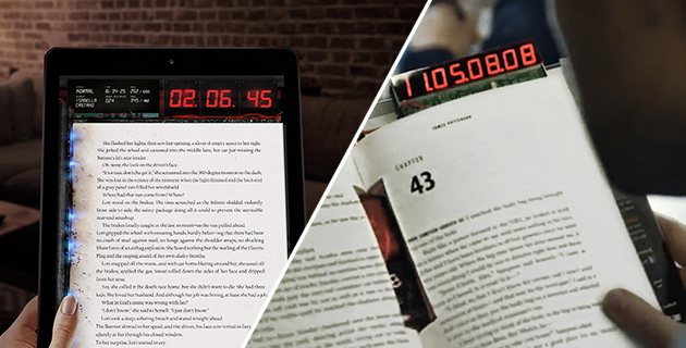 The book that blows up after 24 hours | Mother New York
