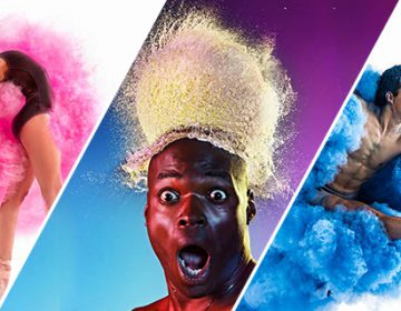 Water wigs & colorful portraits | Tim Tadder