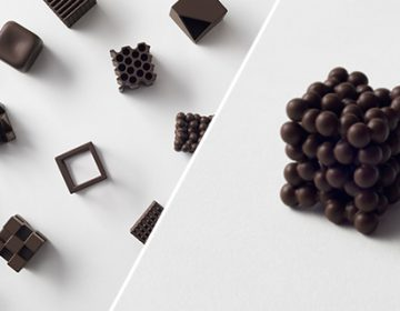 Chocolatexture | Nendo