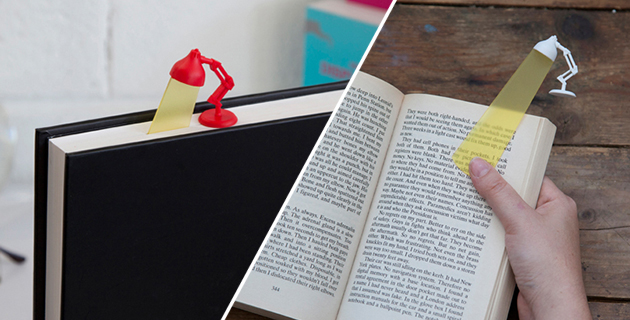 Lamp Bookmark | Peleg Design