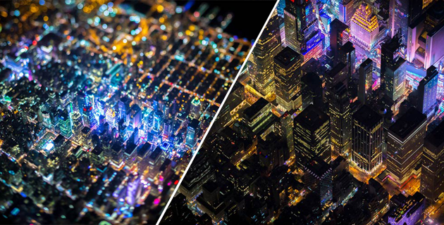 Night Over New York |  Vincent Laforet
