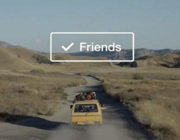 Facebook's first TV ads in the UK celebrate friendship