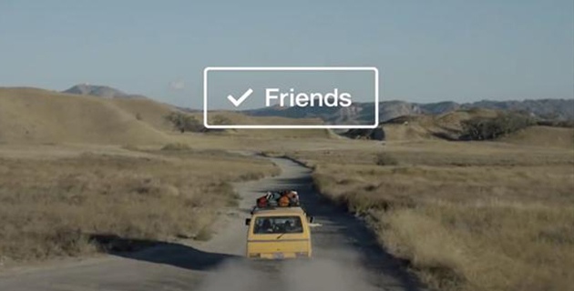 Facebook's first TV ads in the UK celebrate friendship