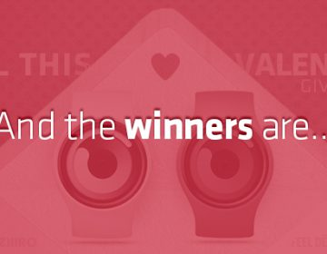 Feel This Valentine | And the winner is…