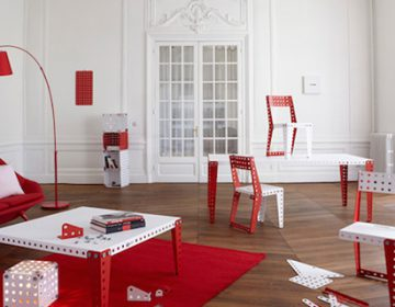 Meccano Furniture