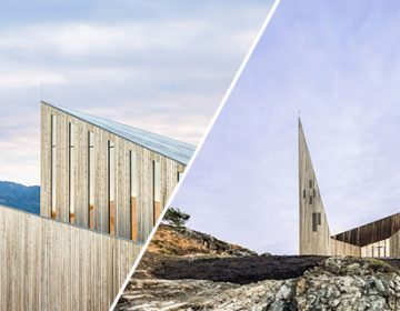 Futuristic Norwegian Church | Reiulf Ramstad Arkitekter