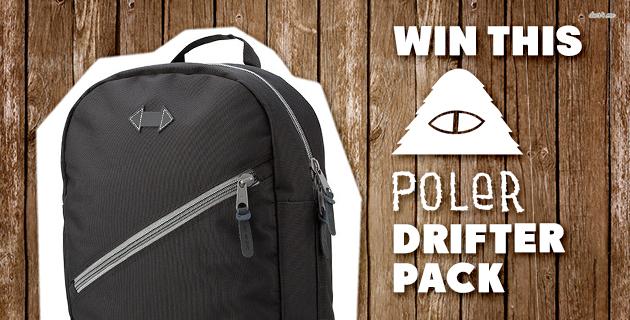 Win the Poler Drifter Pack