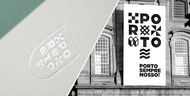 A new City identity for Porto | Atelier Martino&Jana