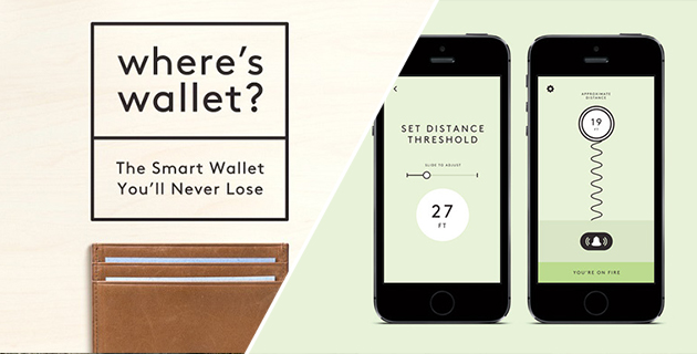The Unloseable Wallet | Where's Wallet