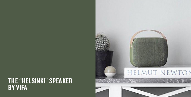 "The ""Helsinki"" Speaker 