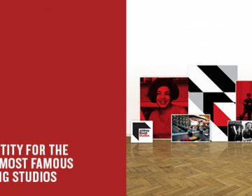 Abbey Road Studios New Identity | Form