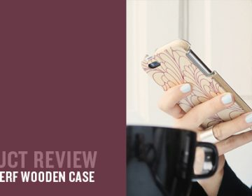 Product Review: Bois de Cerf Wooden Case