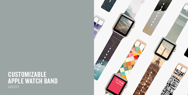 Customizable Apple Watch band | Casetify