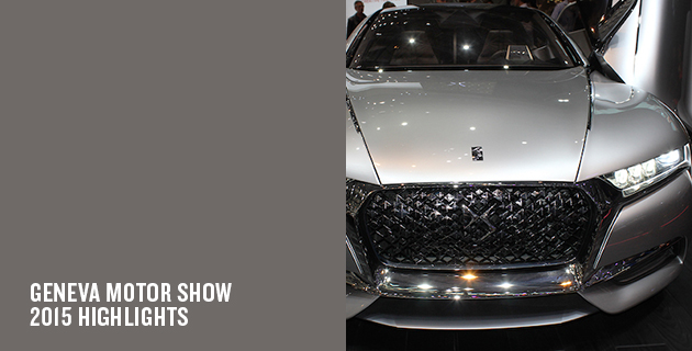 Geneva Motor Show 2015 Highlights