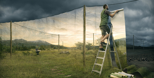 Photo manipulations to blow your mind | Erik Johansson