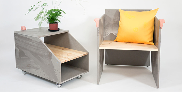 Rapid Handmade Furniture | Jenny Nordberg