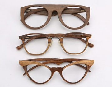 Hand crafted wooden eyewear | Sayon