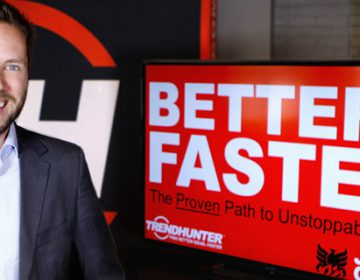 Special preview of Better and Faster – The proven path to unstoppable ideas