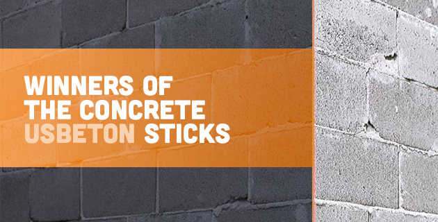 Giveaway: Winner of the 4 USBeton Sticks