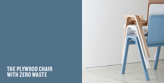 Economical Chair | Seungji Mun