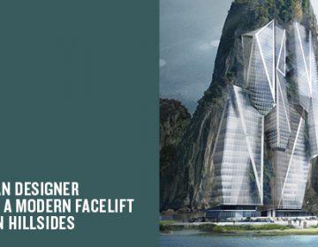 Hillside Skyscrapers | Jethro Koi Lik Wai