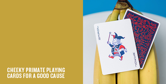 MailChimp Playing Cards | Fuzzco & Theory11