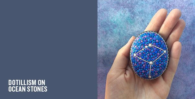 Mandala Stones | Elspeth McLean