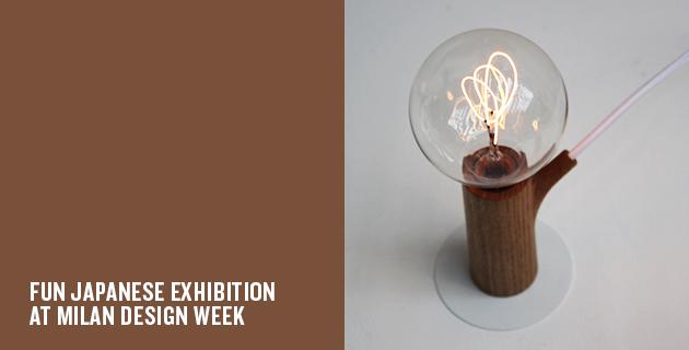 Tokyo Design Week at Fuorisalone Milan