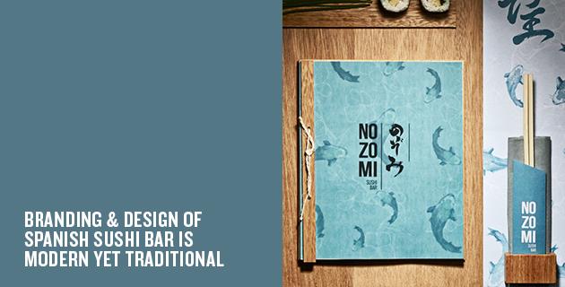 Nozomi Sushi Bar | Masquespacio