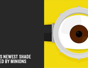 Minion Yellow | Pantone