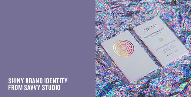 Poesis Corporate Identity | Savvy Studio