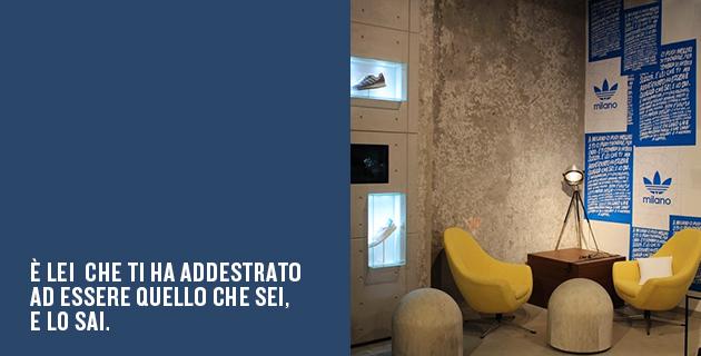 New Milan Flagship Store | Adidas Originals