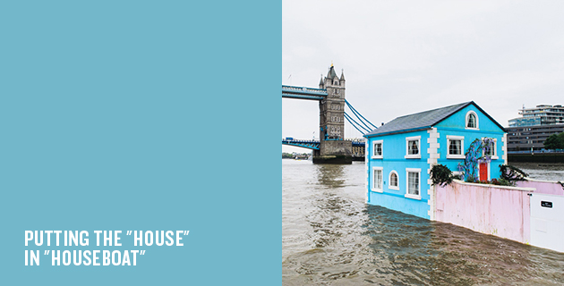 A night in a Floating House | Airbnb