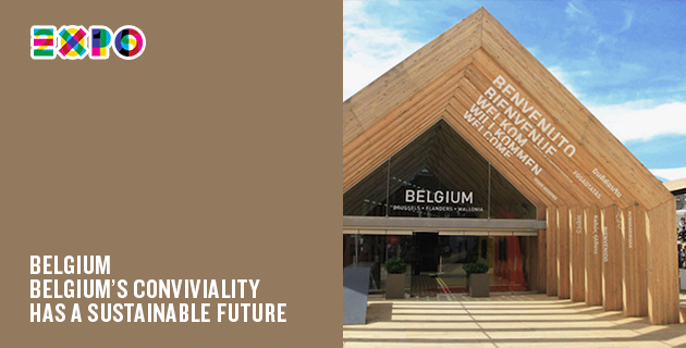 A Milan Expo pavilion every day | Day 12: Belgium