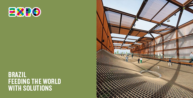 A Milan Expo pavilion every day | Day 4: Brazil
