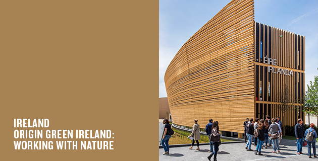 A Milan Expo pavilion every day | Day 17: Ireland
