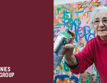 Graffiti for Seniors | LATA 65