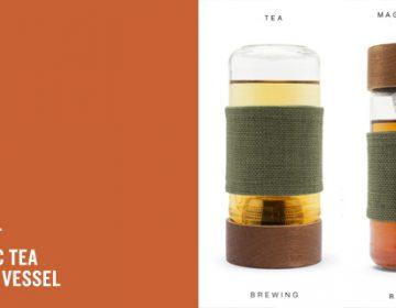 Imbue | tea infusing vessel