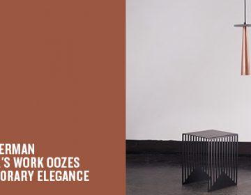Punk Light & Zick Zack Table | Olga Bielawska