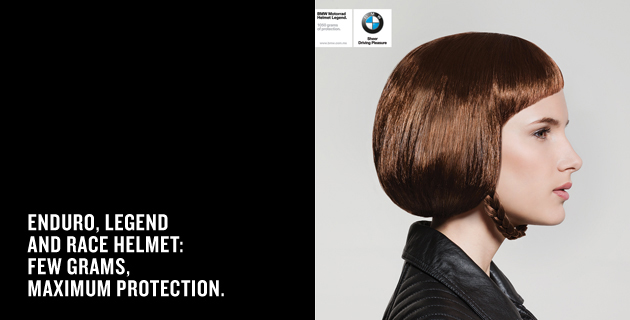 BMW | Helmet Hair