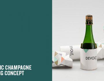 Devout Champagne | Jessica Sjöstedt