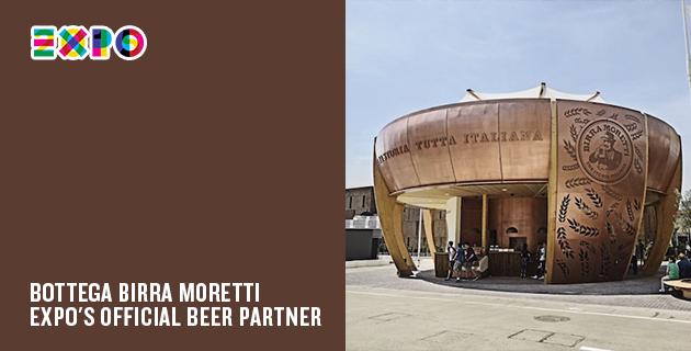 A Milan Expo pavilion every day | Day 52: Bottega Birra Moretti
