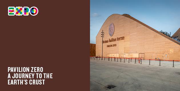 A Milan Expo pavilion every day | Day 41: Pavilion Zero