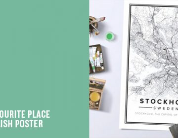 Personalised City Posters | Mapiful