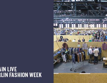 Feel Desain Live from Berlin Fashion Week