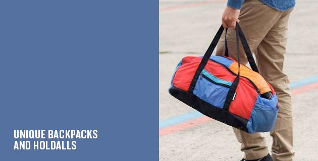 Parachute Bags | BAUMM