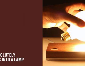 The Baselamp | Luke Lamp Co.